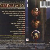 Enemy at the Gates Original Motion Picture Soundtrack by James Horner