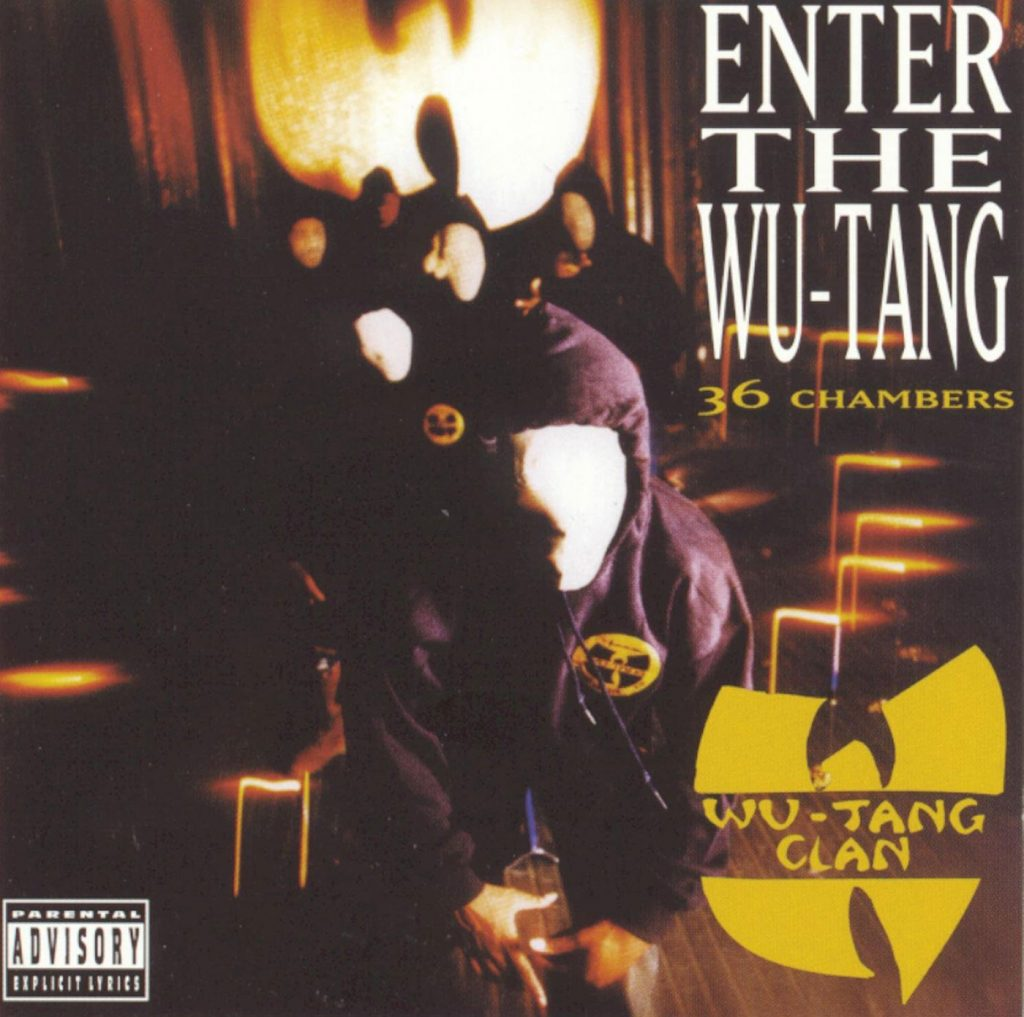 Enter the Wu-Tang: 36 Chambers – Wu-Tang Clan [Explicit Lyrics]