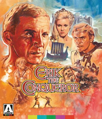 Mario Bava's Erik the Conqueror 2-Disc Special Edition Blu-ray + DVD