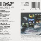 The Falcon and the Snowman Original Motion Picture Soundtrack by Pat Metheny Group