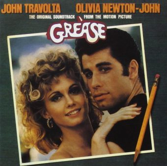Grease Original Motion Picture Soundtrack – John Travolta & Olivia Newton-John