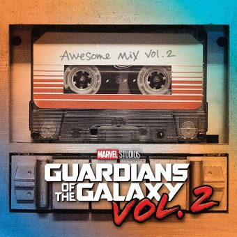 Marvel Studios Guardians of the Galaxy Awesome Mix Vol. 2 Soundtrack