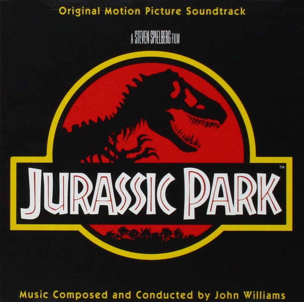 Jurassic Park Original Motion Picture Soundtrack Composed by John Williams