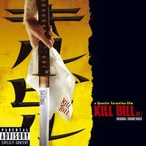 Quentin Tarantino's Kill Bill Vol. 1 Original Soundtrack Audio CD