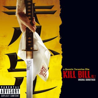 Quentin Tarantino's Kill Bill Vol. 1 Original Soundtrack Audio CD