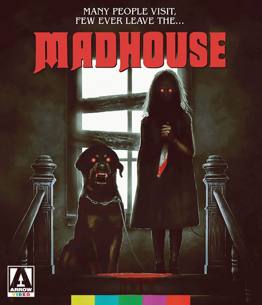 Madhouse Special Arrow Blu-ray + DVD 2-Disc Edition