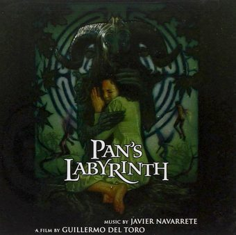 Guillermo Del Toro's Pan's Labyrinth Original Soundtrack Music by Javier Navarrete