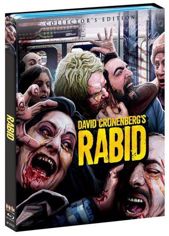 David Cronenberg's Rabid Special Slipcover Edition – Shout Factory