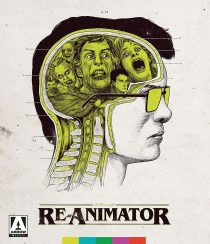 Re-Animator 2-Disc Limited Arrow Video Edition Blu-ray