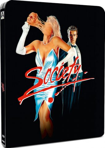Society Limited Edition Arrow Video Steelbook