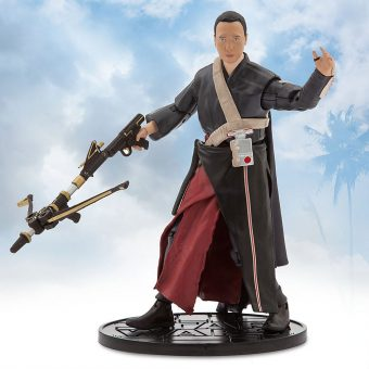 Rogue One: A Star Wars Story Chirrut Îmwe Die Cast Elite Series Action Figure – Donnie Yen