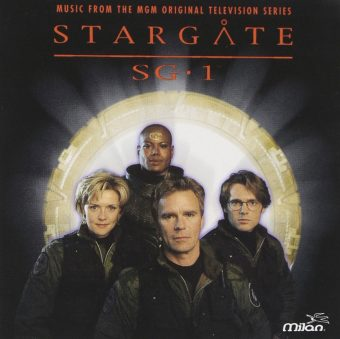 Stargate SG-1 (Original 1997 Television Series) Soundtrack