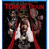 Terror Train Blu-ray + DVD Combo Pack Collector's Edition