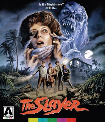 The Slayer Blu-ray + DVD 2-Disc Special Edition
