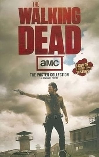 AMC The Walking Dead Poster Collection – 40 Removable Posters Oversized 16 x 12 inches