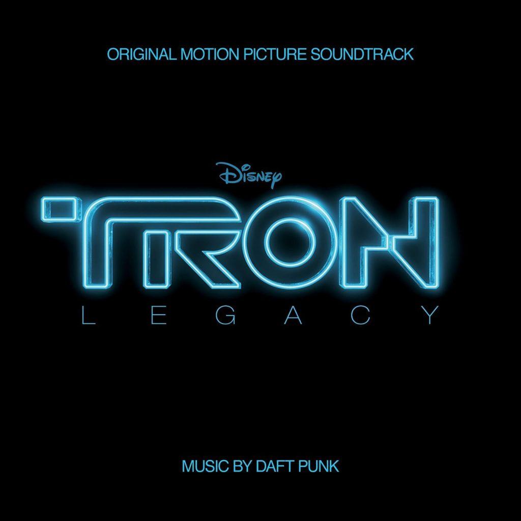 TRON: Legacy Soundtrack CD by Daft Punk