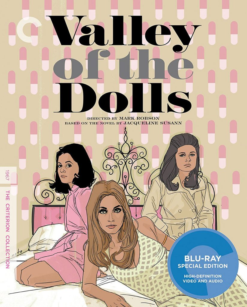 Valley of the Dolls Blu-ray Special Criterion Collection Edition