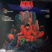 Akira Original Soundtrack Symphonic Suite – Music by Geinoh Yamashirogumi