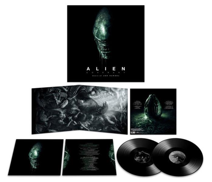 Alien: Covenant Original Soundtrack Album Special Vinyl Edition