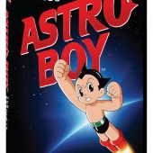 Astro Boy: The Complete Series 4-Disc DVD Set