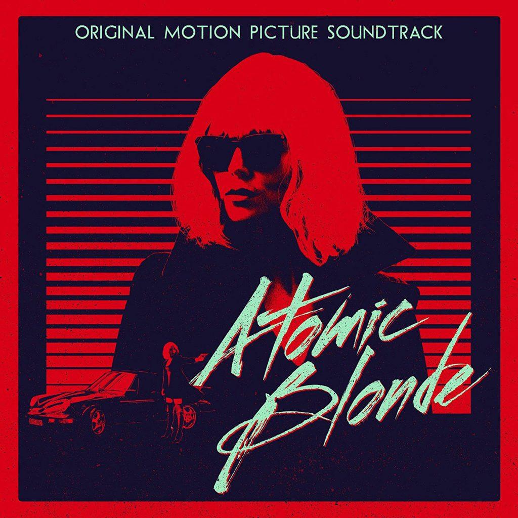 James McAvoy 24x36 - Charlize Theron Boutella v4 Atomic Blonde Movie Poster