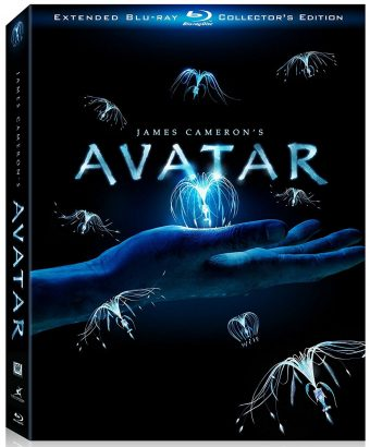 James Cameron's Avatar Extended Blu-ray Collector's Edition 3-Disc Set