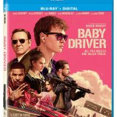 Edgar Wright's Baby Driver Blu-ray + Digital Ultraviolet Edition with Slipcover