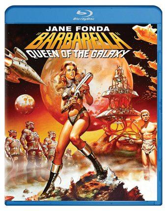 Barbarella Blu-ray