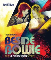 Beside Bowie: The Mick Ronson Story Special Edition Blu-ray + DVD
