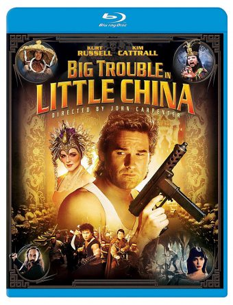 John Carpenter's Big Trouble in Little China Blu-ray