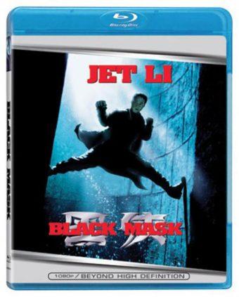 Jet Li's Black Mask Blu-ray