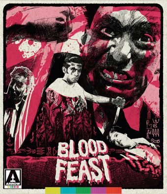 Blood Feast Special Edition Blu-ray + DVD