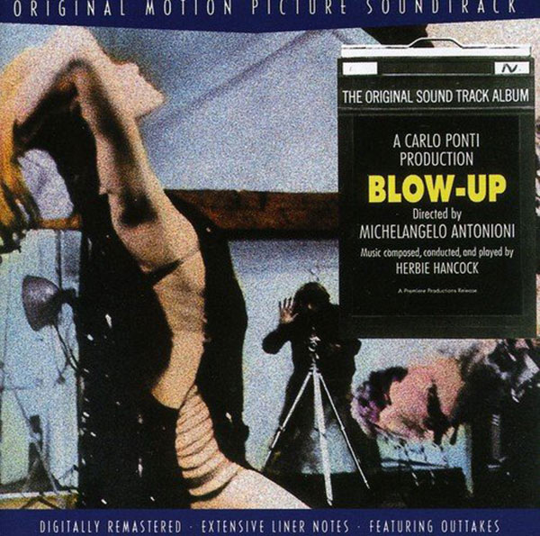 Michelangelo Antonioni's Blow-Up Original Motion Picture Soundtrack Composed & Conducted by Herbie Hancock