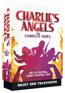 Charlie's Angels: The Complete Series 20-Disc DVD Box Set