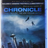 Chronicle Director's Cut: The Lost Footage Edition Blu-ray + Digital HD