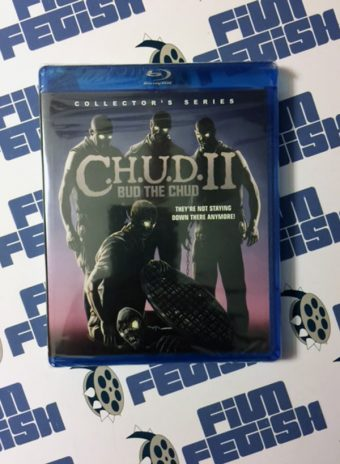 C.H.U.D. II Bud the Chud Vestron Collector's Series