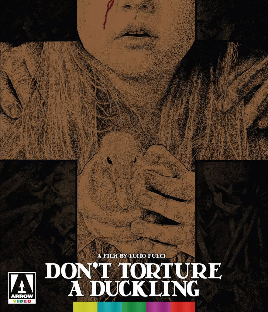 Lucio Fulci's Don't Torture A Duckling Limited Edition 2-Disc Combo Pack – Blu-ray + DVD