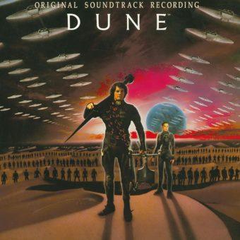 Dune Original Soundtrack Recording by Toto
