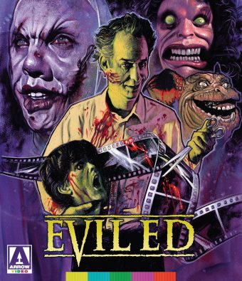 Evil Ed Director-Approved Limited Special Edition 3-Disc Blu-ray + DVD