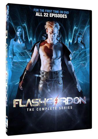 Flash Gordon: The Complete TV Series 4-Disc DVD Set