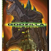Godzilla: The Complete Animated Series DVD Set