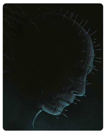 Hellraiser Limited Edition Steelbook Blu-ray
