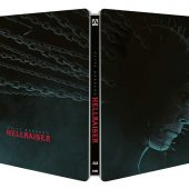 Hellraiser Limited Edition Steelbook Blu-ray