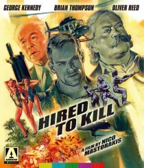 Hired to Kill Special Edition Blu-ray + DVD