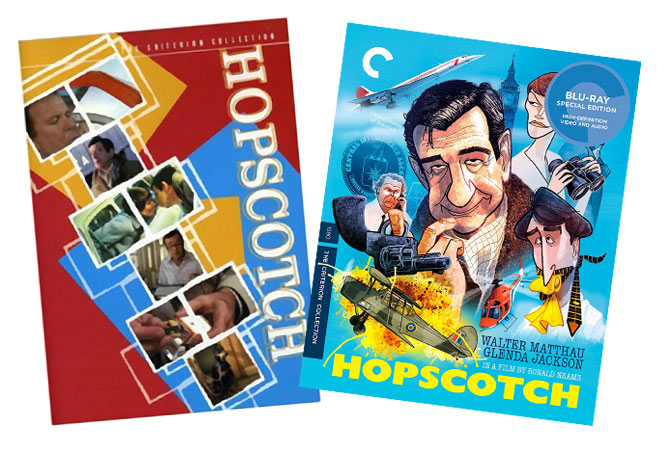 Hopscotch Criterion Collection Special Editions