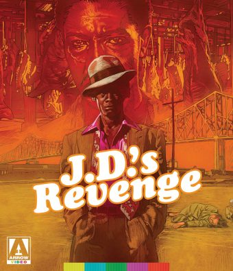 J.D.'s Revenge Special Edition Blu-ray