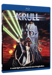 Krull Blu-ray Edition