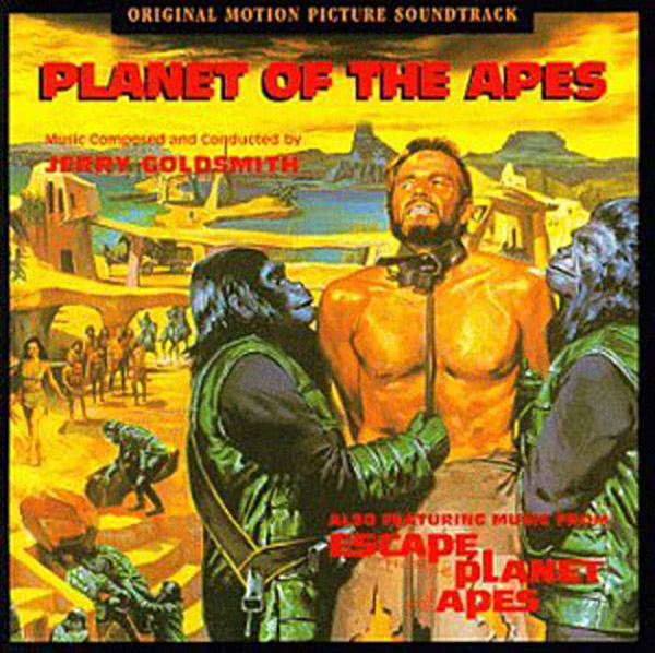 Planet of the Apes Original Motion Picture Soundtrack (Also Features Music from Escape from the Planet of the Apes)