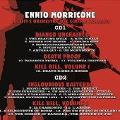 Quentin Tarantino Unchained Movies: The Complete Ennio Morricone Scores