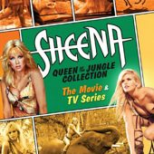 Sheena: Queen of the Jungle Collection – The Movie and TV Series 6-Disc DVD Set